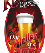 One Helles of a Lager | Klaus Brewing Company